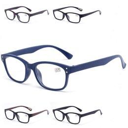 High Quality Ultra-light Nail Reading Glasses Full Frame Eyeglasses For Women Men Reader +1.00-+4.00 10Pcs Lot Free Shipping