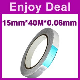 Wholesale Strong amp Reliable Aluminium Foil Tape mm m Roll Ideal for Heat Reflection Silver Foil Insulation Tape