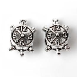 Mujer del reloj del collar en Línea-Tortuga Reloj De Sustitución De Aleación Charm Bead 925 De Plata De Moda De Las Mujeres Joyería De Diseño Impresionante Estilo Europeo Para Pandora Collar De La Pulsera