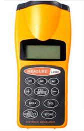 Wholesale 1Pc CP laser distance meter measurer laser rangefinder medidor trena digital rangefinders hunting laser measuring tape hot