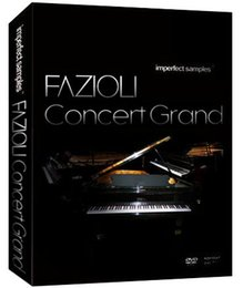 Imperfect Samples Fazioli Ebony Concert Grand KONTAKT  software source