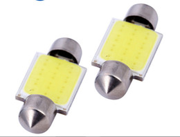 Wholesale 2pcs mm V COB Festoon LED Car Bulb Auto Led Interior Light Lamps K Parking Dome Map Trunk RV SUV Light