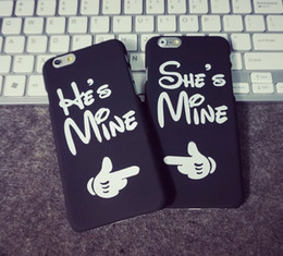 Hot Sales Funny Word phone case for iphone 6 case Lover phone case Tpu Phone Cover Printing shell