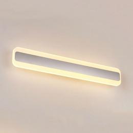 2016 new design bathroom mirror light 40cm 85-265V 14W led lavatory wall lamp washroom cosmetic lighting