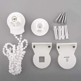 Wholesale Window Treatments Hardware Blinds Shades Roller Cluth Parts Bracket Bead Chain mm Kit Control Ends
