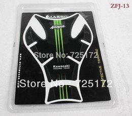 motorcycle fuel tank decals fit Kawasaki Tank fish bone sticking stickers decals Free shipping
