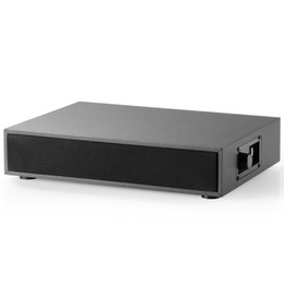"SUNNYLINK MINI BLUETOOTH SOUND BASE SPEAKER, COMPUTER BLUETOOTH SPEAKER BASE , WITH 4.0"" BUILT-IN HEAVY BASS SUBWOOFER FOR PC SMALL TV"