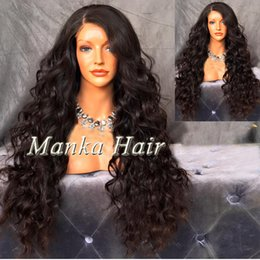 8A Grade Full density Brazilian Human Hair wigs Full Lace Wig in Natural hairline Lace Front Wig Glueless Wig