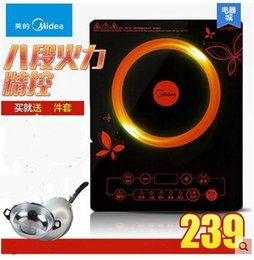 Wholesale C21 WT2103 induction cooker automatically power off the touch screen to send double pot