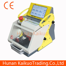 Wholesale High security car key cutting machine price and fully automatic sec e9 key cutting machine price for sale