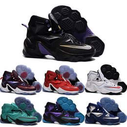 Wholesale Basketball Shoes Lebron Men Women Retro Sneakers Good Quality Original Discount LB XIII Sports