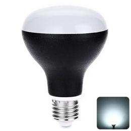 LED Light Bulbs 9W E27 SMD2835 18LEDS LED Bulb 100-240V LED lights Black Pressure Aluminun With PC Cover Independent R&D LED Bulbs