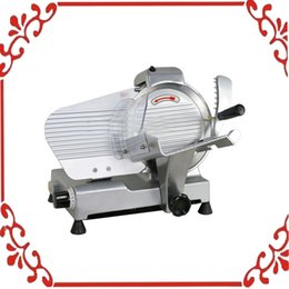 Wholesale 10 quot Blade W RPM Electric Heavy duty Commercial Deli Meat Slicer Cutter