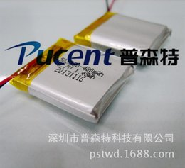 Wholesale New Li ion Cell Supplying high quality lithium battery mah mAh lithium polymer For GPS Mobile Computer Parts