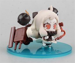 Wholesale Nendoroid Kantai Collection Phat Medicchu Kancolle Northern Princess Airfield Princess PVC Action Figure Toy Doll cm