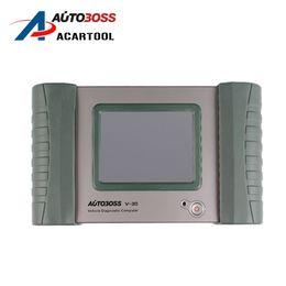 Wholesale 2016 Autoboss V30 Update Online Auto Diagnostic Tool Car Code Scanner Reader Promotion Price DHL