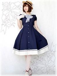 (LLT030) Lolita Dresses Short Sleeveless Sweet Lolita Short Dress Ball Gown Fancy Prom Dress Halloween Party Masquerade Costume