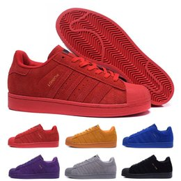 Wholesale 2016 New design s superstar men shoes TOKYO LONDON PARIS NEW YORK skate board shoes Classic Women Flats Sneakers fast shipping Size