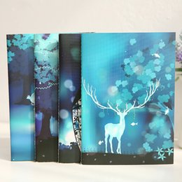 2pcs Cute Notebook Diary Book Stationery Office Material School Supplies Fashion Gift Prize Free Shipping Notebook Kid Prize
