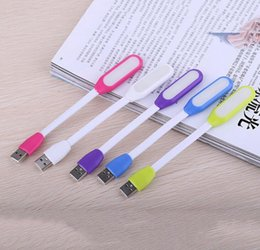 NEW USB LED Lamp Light Portable Flexible Led Lamp for Notebook Laptop Tablet PC USB Power portable mini LED strips