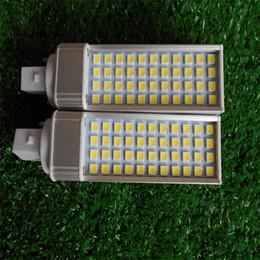 G24 LED pl lamp 9w AC 85-265V LED downlight bulb lamp light SMD 5050 bright warm white white Nature white