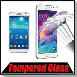 Wholesale 9H Premium Tempered Glass Film Screen Protector For iPhone Plus Samsung Galaxy S7 Core Prime E G7200 I8262 I9200 G386F I8552 MOQ