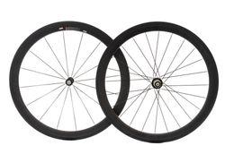 carbon wheelset clincher 50mm disc brake carbon road bike wheels ,