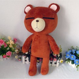 Wholesale New Brand Anime WORKING plush toy Aoi Yamada bear cosplay stuffed toys kid toy NO