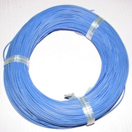 Wholesale 20awg Blue Color Soft Silicone Wire m price Dropship wired indoor antenna booster