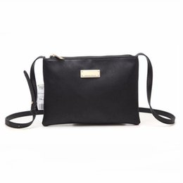 Wholesale Cross Body Shoulder Bag Wholesale - 2016 Woman Shoulder bag Messenger handbag Clutches Designer Spanish Brand crossbody bag leather handbags designer e michael korse bag