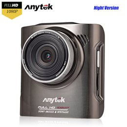 Wholesale 2016 New Anytek A3 Car Camera DVR Video Recorder Super Night Vision Dash Cam G Sensor P with Sony IMX322 CMOS Chipset