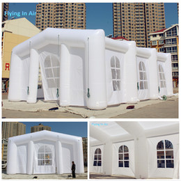 Wholesale 15m Inflatable Structure Inflatable Wedding Tent for Wedding Event and Exhibition