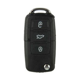 Wholesale Good Quality Buttons Flip Remote Key Shell Audio Car Key Blank Replacement Key Shell best deal