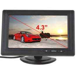 Wholesale 8 Promotion Inch x Color TFT LCD Car Rear View Monitors Lowest Price