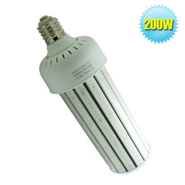 UL Listed Milky PC Cover LED Bulbs 200W E39 Socket High Bay Light Bulbs Retrofit 800W Metal Halide HPS 110V 220V Cover Lights
