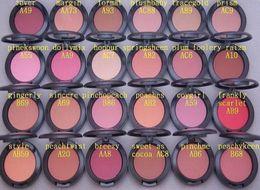 Wholesale MINERALIZE Blush Bronzer Baked Makeup Powder Blusher Color Sheertone Blush Professional Cosmetics Face Powder Shimmer Blush