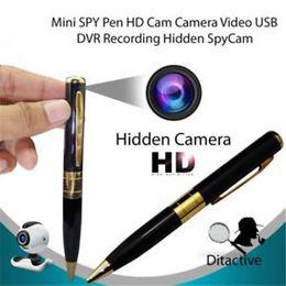 Mini Camera Spy cam Pen HD 1280x960 Hidden Camera Micro SD Card DV DVR Video Mini Camcorders(8G card included)