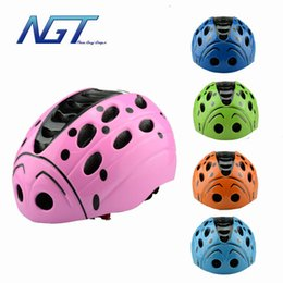 Wholesale Hot Sale Kids Bike Helmet Ultralight Children s Bicycle Helmets Cycling Helmet Child Cycling Equipment Skating Sport Helmet