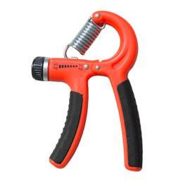 Ejercitador de agarre en Línea-10-40 Kg Adjustable Heavy Grips Mano Gripper Gym Power Fitness Ejercitador de la mano Grip Wrist Forearm Strength Training Hand Grip