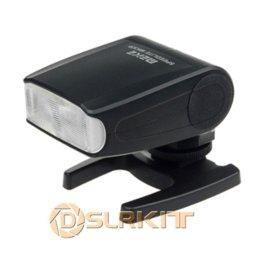 Meike flash de la cámara en Línea-MeiKe MK320 MK-320 TTL Mini Flash Speedlite Para Panasonic Olympus Cámara Speedlite cámara Speedlite Flash
