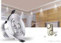 LED spotlights ceiling lights 3W   5W. Aluminum small spotlights, window wall lights TV Spot lights aisle lights corridor