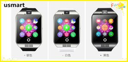 Wholesale HOT DZ09 U8 Smart Watch Three Colors Waterproof Capacitive Touch Screen Bluetooth Pairing And Sports Pedometer Factory Lowest Price CAN IOS