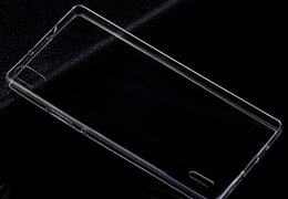 2017 cas transparents pour iphone 4s 0.5MM ultra mince clair TPU souple pour Samsung Galaxy S8 PLUS 2017 A3 A5 A7 J5 Iphone 7 Plus 6 6S 5 5S SE 4 4S Transparent Retour Couverture de la peau cas transparents pour iphone 4s à vendre