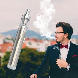 2017 atlantis vapor TVR 30W Vape Mod Pass USB a través de Ecigarette batería de 2200 mAh para el cigarrillo electrónico vaporizador Atlantis tanque ajusta el kit de flujo de aire de vapor atlantis vapor promoción