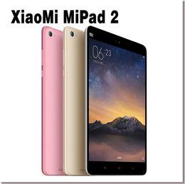 Wholesale Original Xiaomi MiPad Two Mi Pad2 All Metal Body X1536 Intel Atom X5 Z8500 GB RAM GB GB ROM Tablet PC