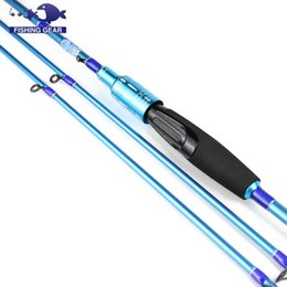 Wholesale Cheap Fish Products - cheap fishing rod 2 tips spinning casting carbon firber fishing rods 2.1m spinning baitcasting carbon rod fishing products china