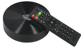 S82 android TV BOX Amlogic s802 Quad core 2GB 8GB OS android 4.4 HDMI 3D WIFI Smart 4K media player