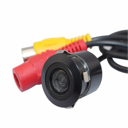 Wholesale Universal CCD Car Auto Back Up Reverse Backup Night Vision Rear View Camera Waterproof HD Degree Parking Assistance