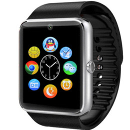 New Smart Watch GT08 For Andriod Mobile Phone Bluetooth Watch with SIM Card Watch for iPhone Samsung Wearable Device Phone