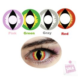 Wholesale Colorful longan eyes Crazy contacts Halloween